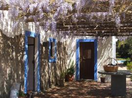 Quinta da Relva, cabin in Monchique