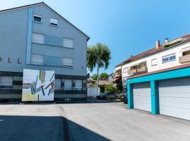 Stadthaus Seeblick G5 - Hostel, hostel in Friedrichshafen