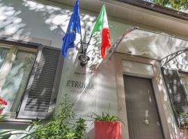 Etruria Relais and Wine, hotel in Rome