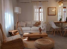 Palazzino d Irene, appartamento a Rethymno