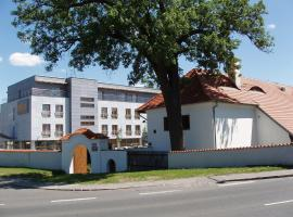 Hotel Meritum, hotel near Vaclav Havel Airport Prague - PRG,