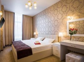 Tessa Hotel, hotel with pools in Yekaterinburg
