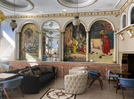 Sirkeci İstanbul Best Hotel, hotel in Istanbul