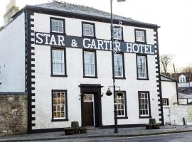 The Star and Garter Hotel, hotel near Blackness Castle, Linlithgow