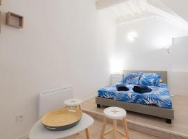 Vence...sur les pas de Matisse, appartement à Vence