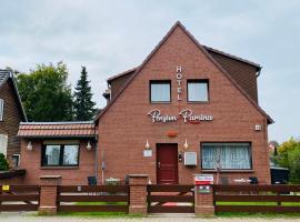 Hotel Pension Pamina: Berlin'de bir konukevi