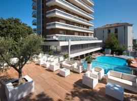 Hotel Gambrinus Valentini Family Village, отель в Беллария-Иджеа-Марина