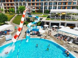 Premier Fort Club Hotel - Full Board, hotel near Hanska Shatra Restaurant, Sunny Beach