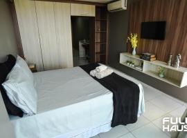 Studio West Flat Mossoró com Ótima localização, Tv a cabo, Wi Fi e chuveiro quente, apartment in Mossoró