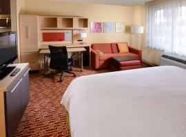 TownePlace Suites by Marriott Galveston Island, hotel in West End, Galveston