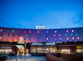 Base Hotel, hotel en Noventa di Piave