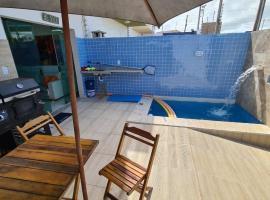Casa com piscina duplex Barra de São Miguel/AL, pet-friendly hotel in Barra de São Miguel