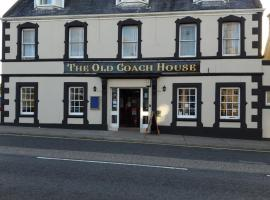 The Old Coach House, hotel near Elgin Cathedral, Buckie