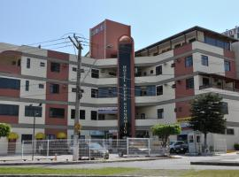 Hotel Super Economico, hotel em Vitória