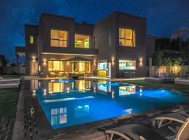 Luxury Eden Villa, villa in Marrakesh