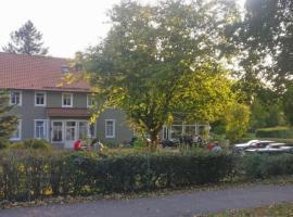 Gästehaus Harzluft - Business Apartment, Ferienwohnung in Sankt Andreasberg