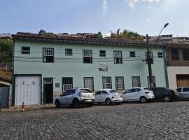 Pouso dos Viajantes Unidade Centro - OuroPreto, hotel em Ouro Preto