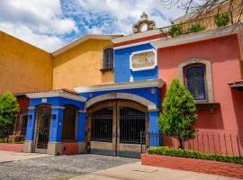 Hotel Villa Española, hotel en Guatemala