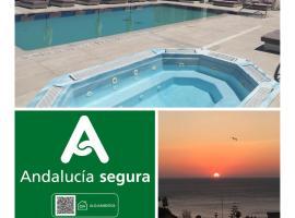 Hotel Natursun, hotell i Torremolinos