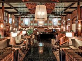 Best Western Premier the Central Hotel & Conference Center, hôtel à Harrisburg