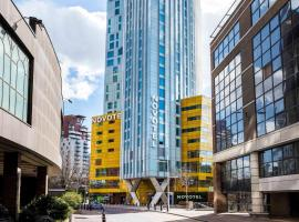 Novotel London Canary Wharf, accessible hotel in London