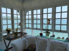 Alugue um apartamento Romântico e sinta-se abordo., apartment in Angra dos Reis