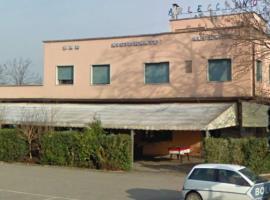 Arlecchino, hotell i Castel San Pietro Terme