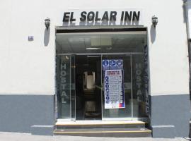 El Solar Inn, guest house in Arequipa