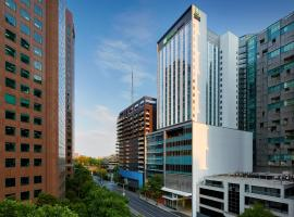 Holiday Inn Express Melbourne Southbank, hotel near National Gallery of Victoria, Melbourne