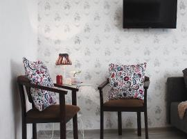 ЖК Английский дом English House, apartment in Krasnodar