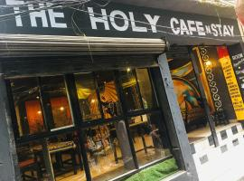 The Holy Cafe N Stay, hotel in Varanasi