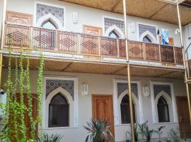 Naqshband, hotel en Bukhara