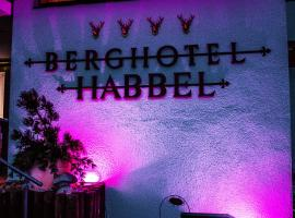 Berghotel Habbel, Wellnesshotel in Cobbenrode