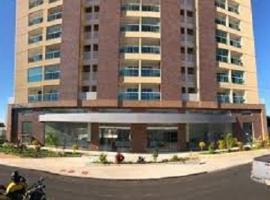 APARTAMENTO 707 - HOTEL PIAZZA DI ROMA, apartment in Caldas Novas