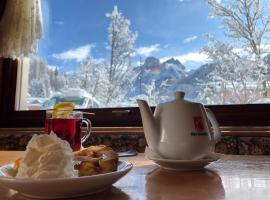 Hotel Lorenzini Ski, hotel a Selva di Cadore