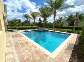 331-Luxury Villa wPOOL & SPA By Disney, vacation home in Orlando