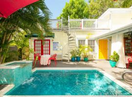 Knowles House B&B - Adult Only, B&B in Key West
