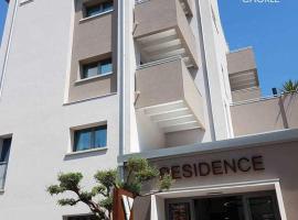 Ninfea Wellness & Spa Residence, apartmán v Caorle