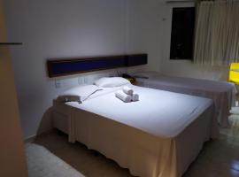 Victory Flat Intermares, hotel near Central Market, Cabedelo