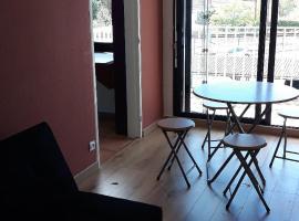 Studio dans t2, séjour chez l'habitant à Bordeaux
