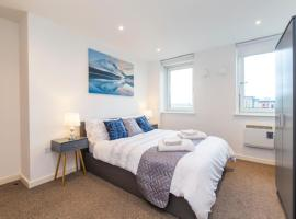 Newcastle City Centre Apartment Ideal for Holiday, Contractors, Quarantining, hotel near Utilita Arena, Newcastle upon Tyne