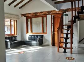 Hospedaje Villa Monica, hotel in Villa de Leyva