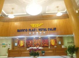 BAVICO PLAZA HOTEL DA LAT、ダラットのホテル