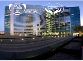 Jumeirah Living World Trade Centre Residence, Suites and Hotel Apartments, apartment in Dubai