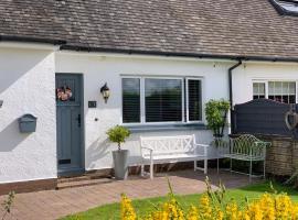 Airthrey Cottage, hotel near Stirling University Library, Bridge of Allan