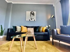 Gemütliche Wohnung im Zentrum mit Netflix, hotel in Duisburg