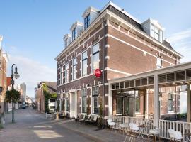 Stadsherberg Alphen Boutique Hotel, hotel in Alphen aan den Rijn