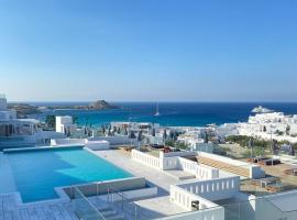 The George Hotel Mykonos, hotel in Platis Gialos