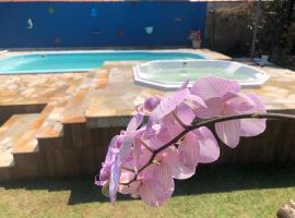 Suíte Jardim Florido Praia Jabaquara, hotel with jacuzzis in Paraty