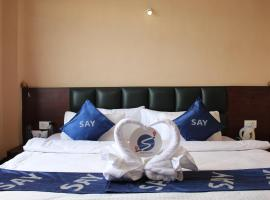 Say Rooms Hill Top, hotel in Gangtok